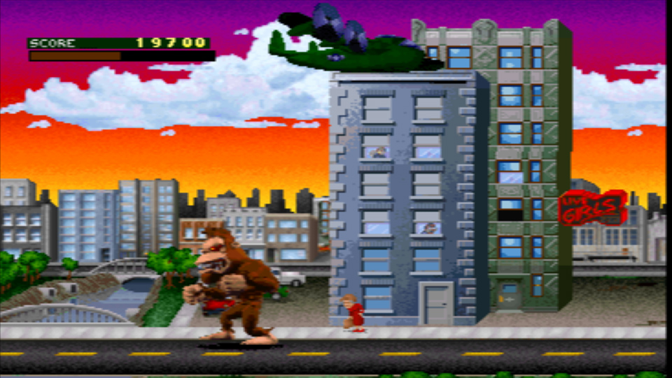 Rampage World Tour Snes Rom